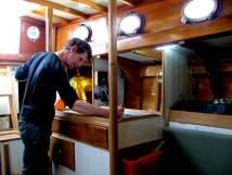 Tim Below Deck