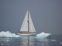 Tim's Epic Sail